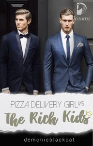 Pizza Delivery Girl VS The Rich Kids