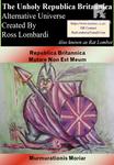 Republica Britannica Crime Casebook