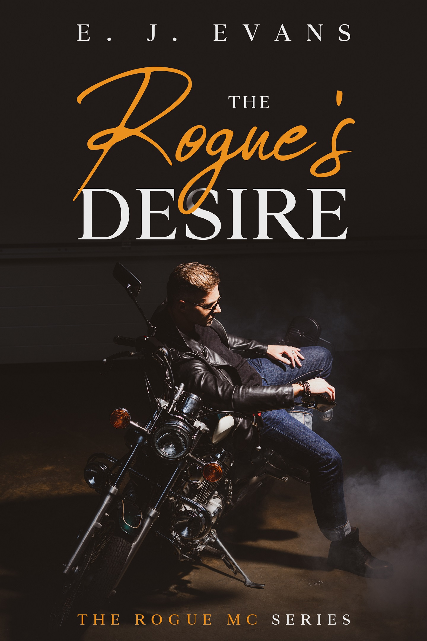 The Rogue's Desire (The Rogue MC series)