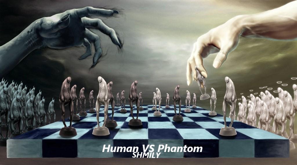 Human vs. Phantom