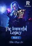 The Immortal Legacy: Blue Sage Art ( Book 2)