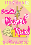 I am his Richest Maid