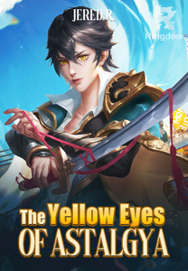 The Yellow Eyes of Astalgya