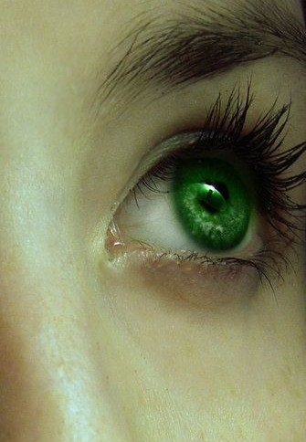 Beyond the green eyes (ongoing)