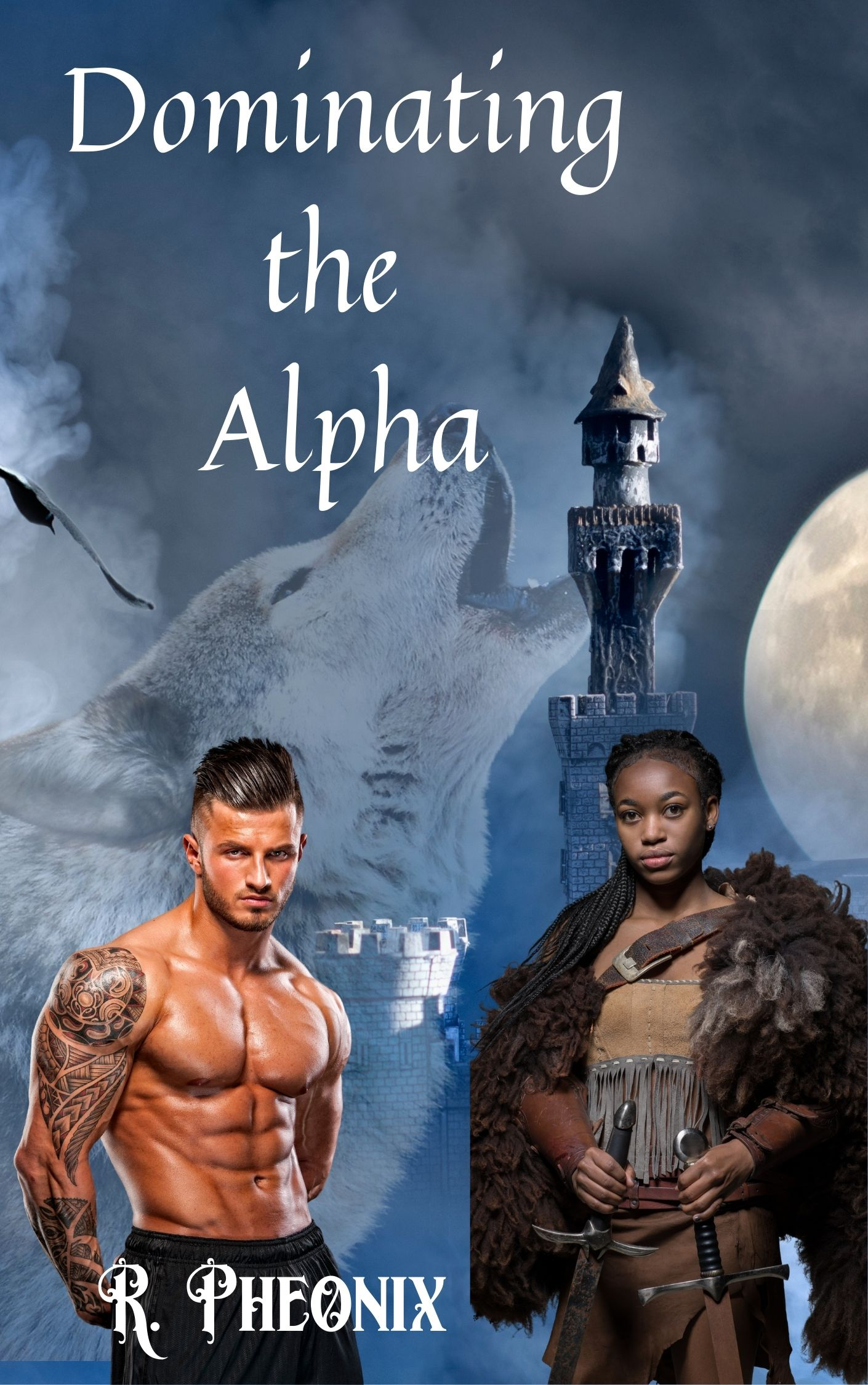 Dominating the Alpha (Book 5 of the Avec series)