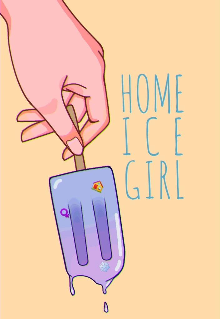 Home Ice Girl
