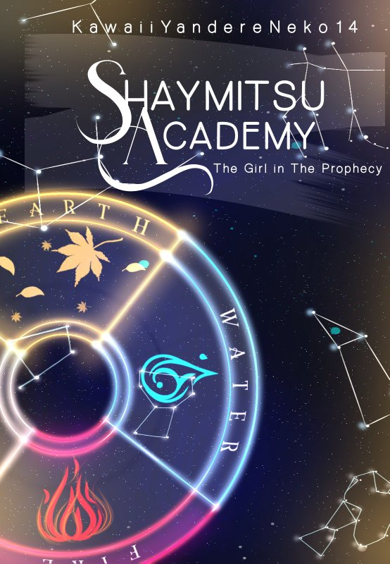 Shaymitsu Academy: The Girl in the Prophecy