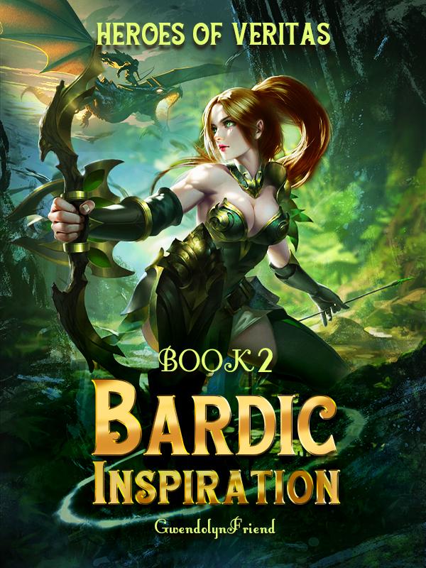 Heroes of Veritas: Bardic Inspiration (Book 2)