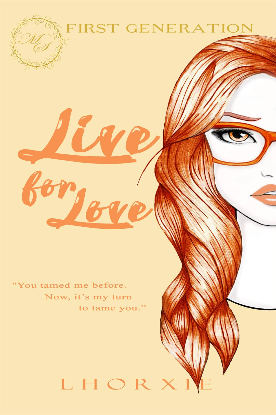 MD 2: Live For Love (1st Generation)
