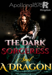 The Dark Sorceress and a Dragon