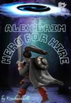 Alex Brim, Hero for Hire