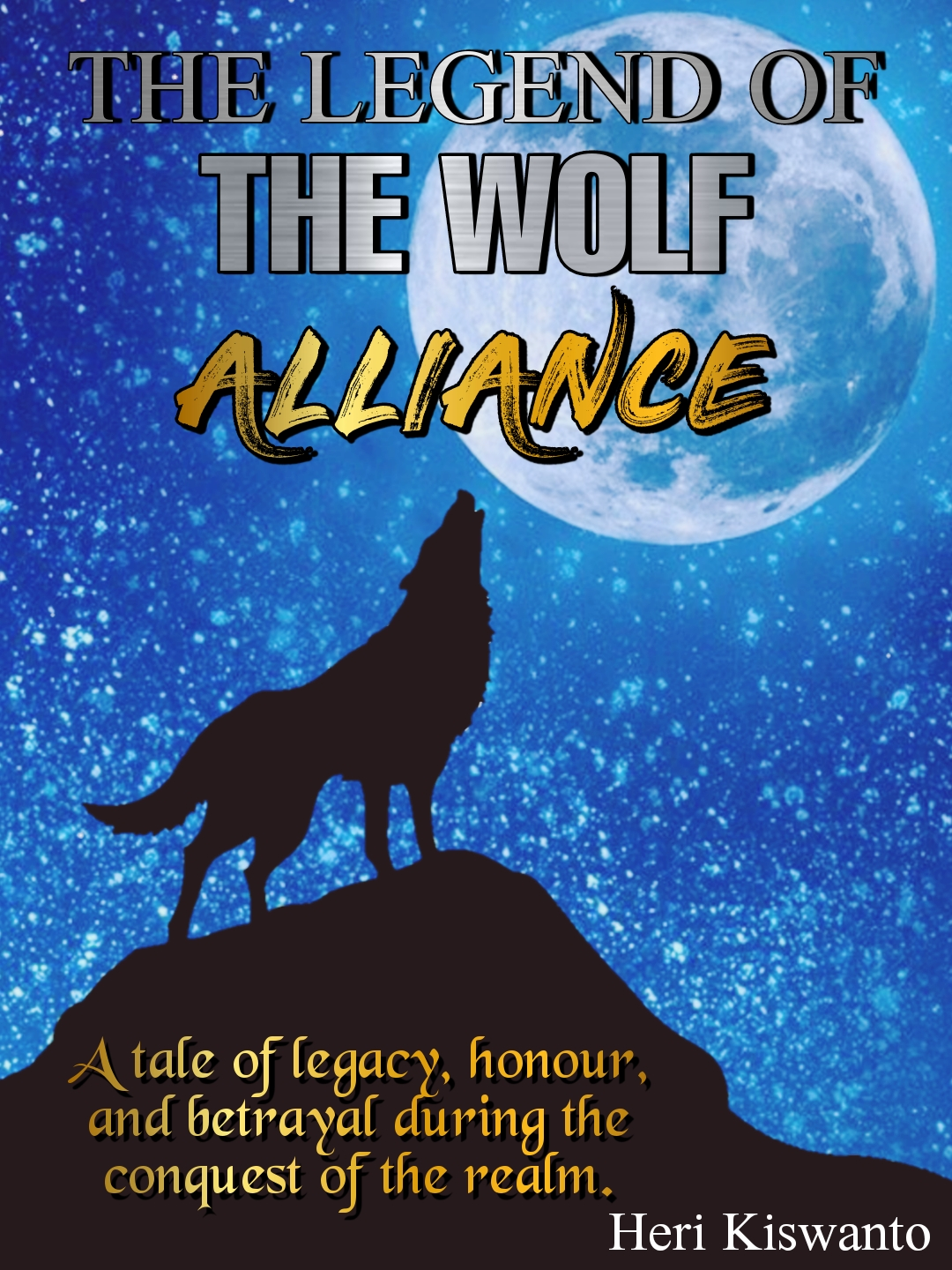 The Legend Of The Wolf Alliance