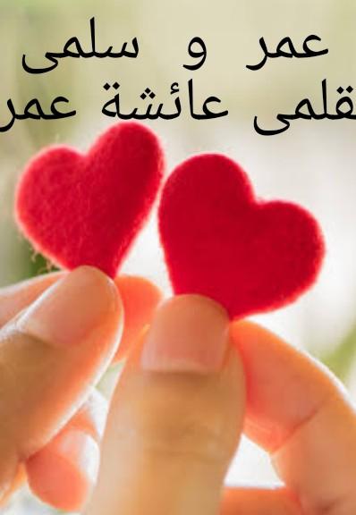 عمر وسلمى روايه رومانسي اجتماعي بطابع واقعي